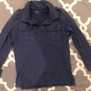 Boys Long sleeve Gap shirt